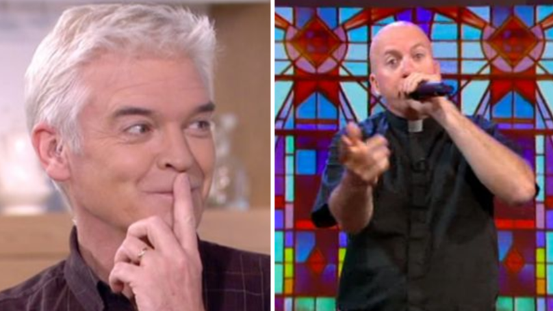 This Morning Viewers Turn Off Over Cringe Beatboxing Vicar