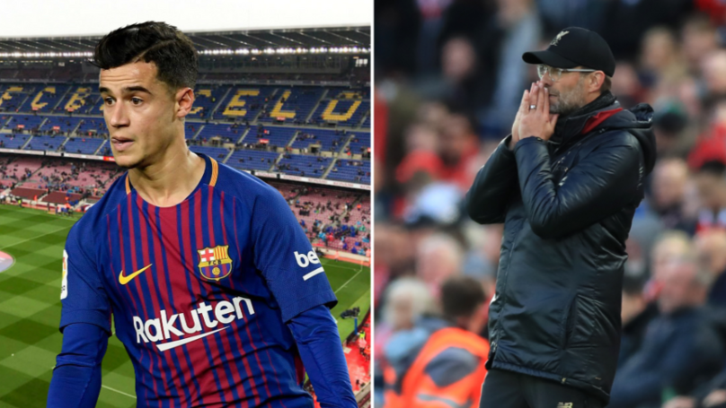 How Much Liverpool Will Miss Out On If Coutinho Leaves Barcelona In The Summer