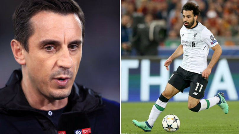 Gary Neville Says He'll Hide Out In The Amazon Forest If Liverpool Win The Champions League
