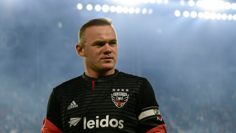 Wayne Rooney Names Surprise Player As 'One Of The Best' He's Played With
