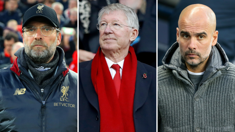 Sir Alex Ferguson Backs Liverpool To Win The Premier League Title Over Manchester City