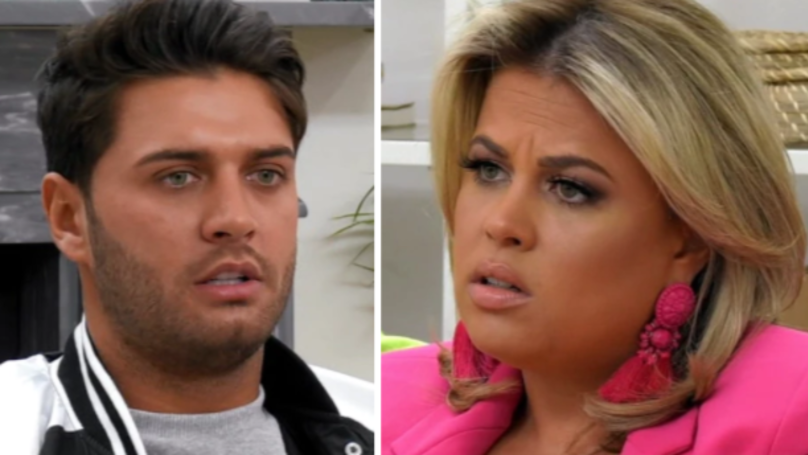 Mike Thalassitis Admits To Sleeping With Celebs Go Dating Contestant
