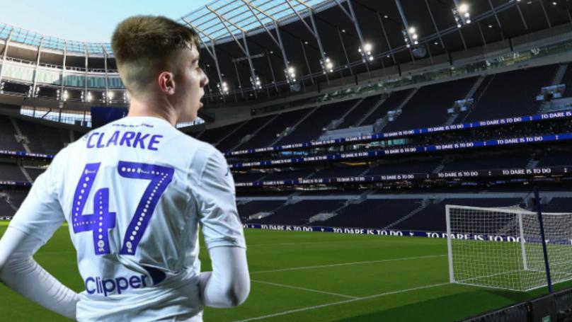 Leeds United's Jack Clarke To Undergo Medical At Tottenham