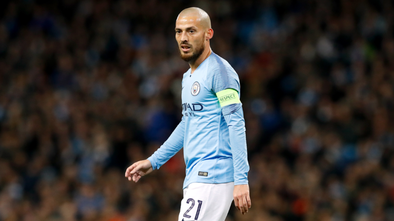 David Silva Voted Greatest Spanish Player Ever To Play In The Premier League