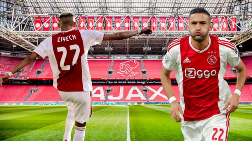 Ajax Confirm Hakim Ziyech Will Leave The Club