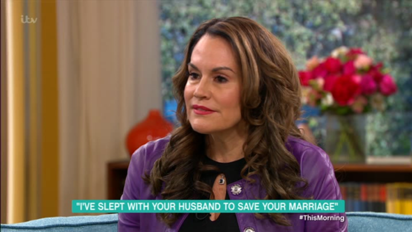 'This Morning' Viewers Fume At Woman Who Has Slept With Over 100 Married Men