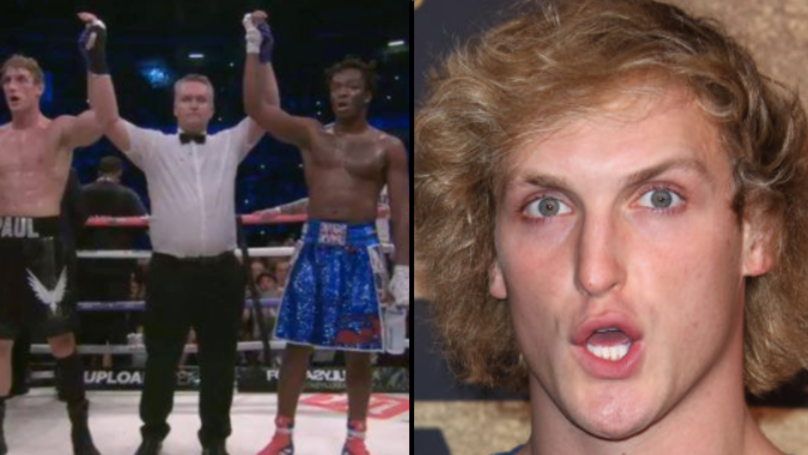Logan Paul Says He Doesn't Even Know If He Made A Profit From KSI Fight