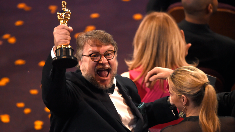 'The Shape Of Water' Wins Best Picture At Oscars