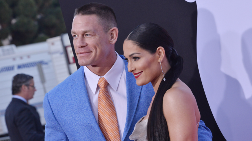 ​John Cena And Nikki Bella Call It Quits, Ending Engagement