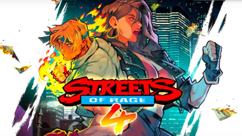The First 'Streets Of Rage 4' Gameplay Footage Is Stone-Cold Blazing