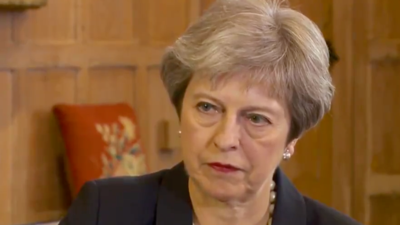 Theresa May Promises £20 Billion Annual Boost To NHS