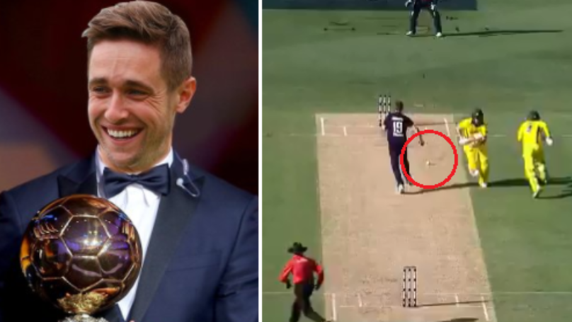Watch: Chris Woakes Brilliantly Runs Out Australian Batsman With Superb Side-Foot Finish