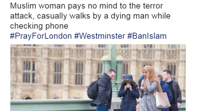 Photographer Of Picture Taken Out Of Context On Twitter Explains What Really Happened