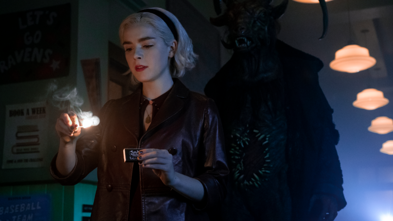 'The Chilling Adventures Of Sabrina' Part Two Has Just Dropped On Netflix