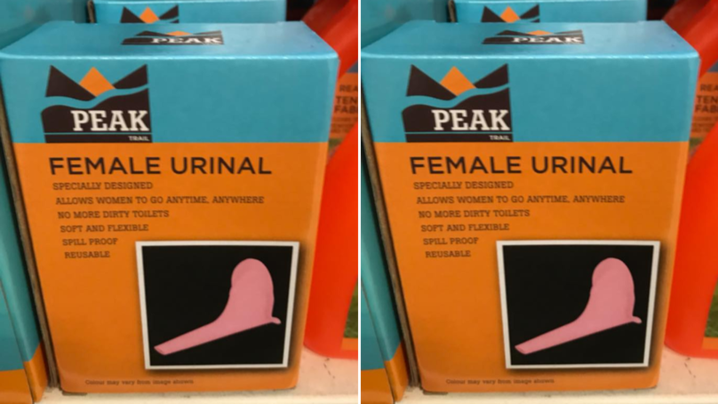 Poundland Is Now Selling Female Urinals Perfect For Festivals