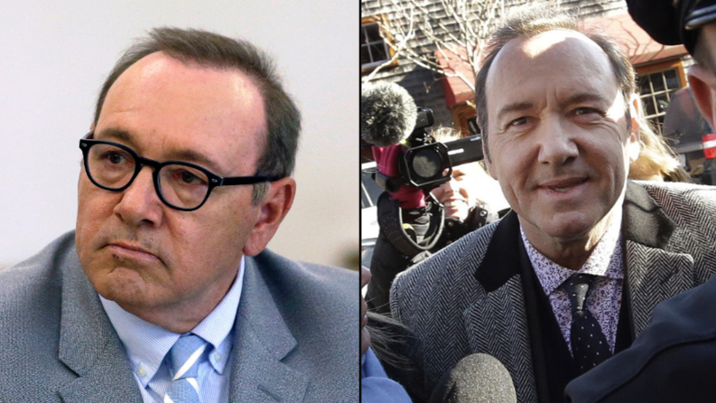 Prosecutors Drop Sexual Assault Charge Against Kevin Spacey