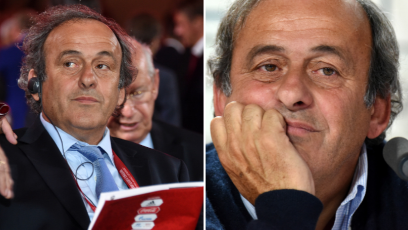 Michel Platini Arrested By French Police Over Awarding Of 2022 World Cup