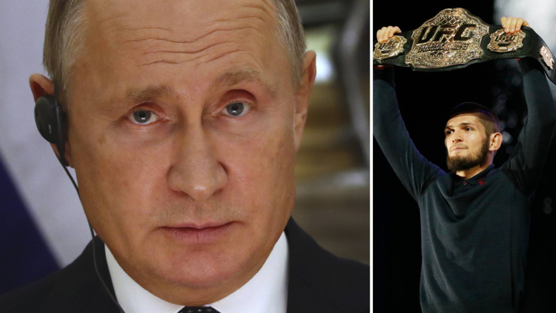 Vladimir Putin Gives His Verdict To Abdulmanap Nurmagomedov About Khabib's Punishment