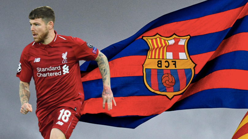 Alberto Moreno In Talks To Sign Two Year Deal With Barcelona