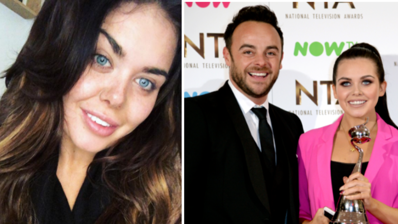 Fans Think There's A Picture Of Ant McPartlin On Scarlett Moffatt's Bedside Table
