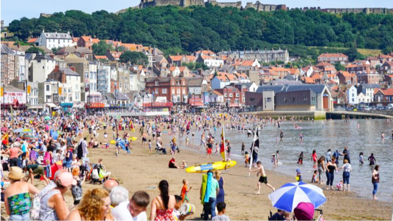 Britain Could Be Set For 'Hottest Easter On Record' This Bank Holiday