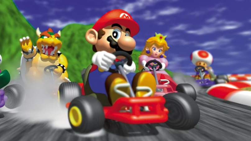 The Mario Kart App Is Coming Next Month But Only For Select Users