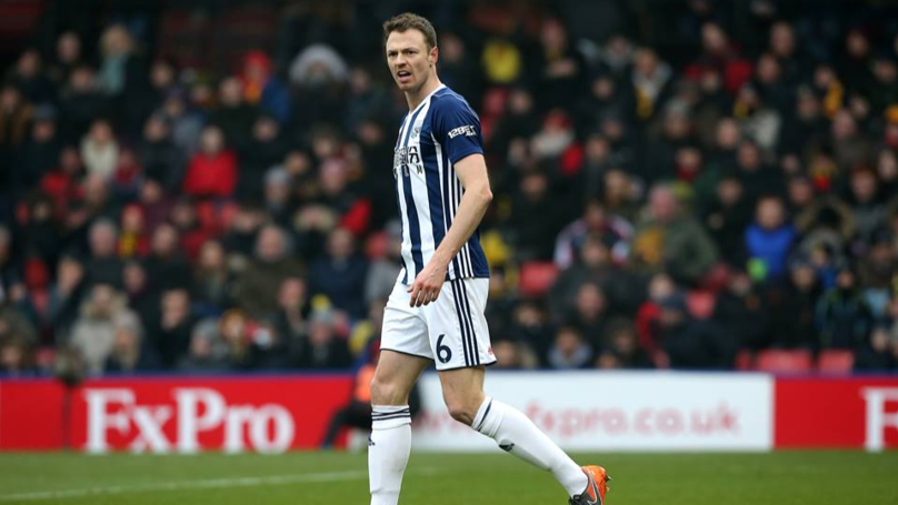 Premier League Side Considering Snapping Up Jonny Evans For £3 Million If West Brom Go Down