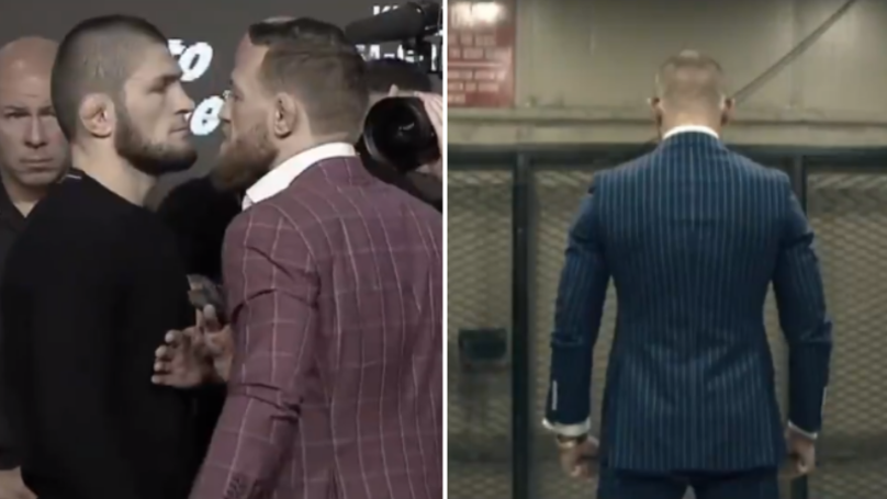 Incredible Promo For Conor McGregor And Khabib Nurmagomedov Will Get You Excited For The Fight