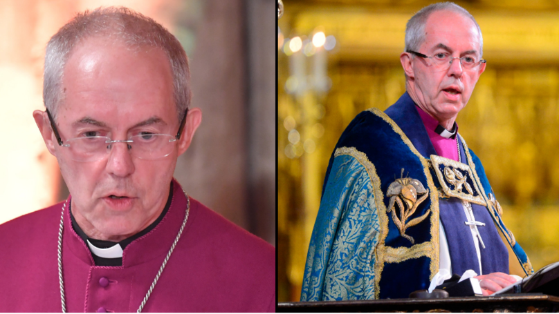 Archbishop Of Canterbury Says God Is Gender-Neutral