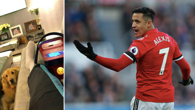 Jose Mourinho Confirms Alexis Sanchez Will Be Out 'For A Long Time'