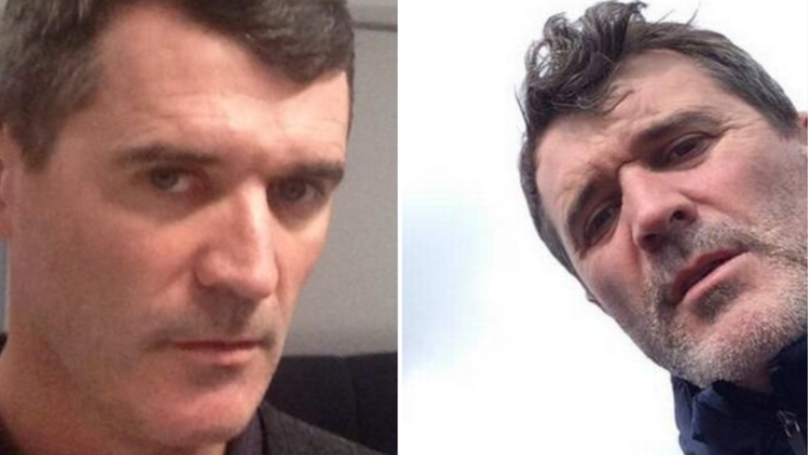 How Roy Keane Reacts If You Ask Him For A Selfie