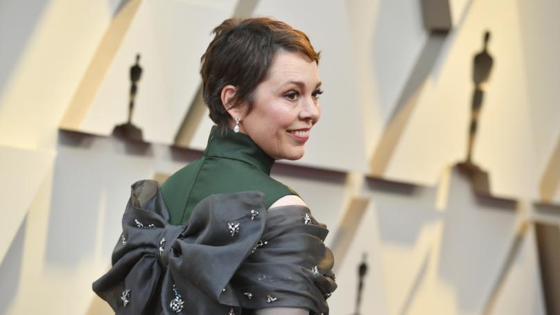 Olivia Colman Wins Best Actress Award At Oscars