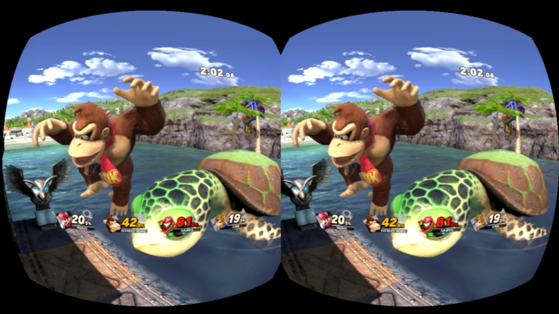 'Super Smash Bros. Ultimate' Now Supports VR Through Nintendo Labo