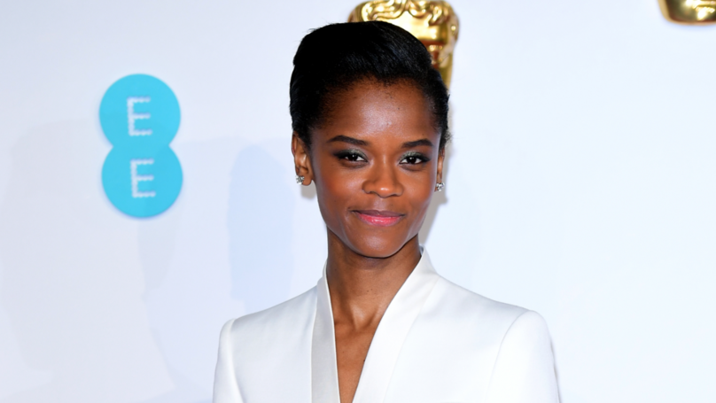 Black Panther's Letitia Wright Named BAFTA 2019 Rising Star