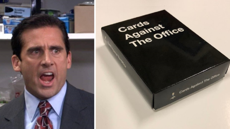 The Office US Fans Can Now Get Their Own Version Of Cards Against Humanity