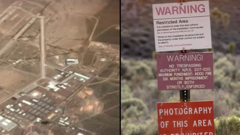 One Million People Are Now Planning To Storm Area 51
