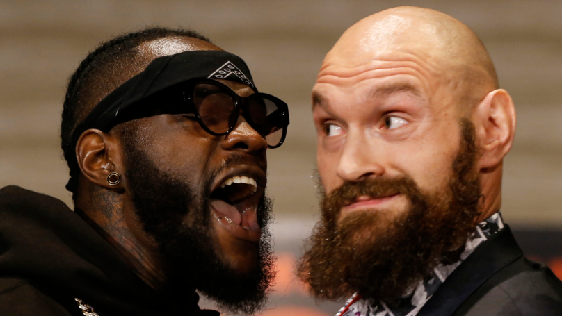 Fury Vs Wilder: Tyson Fury's Fightback From The Brink To World Championship Shot