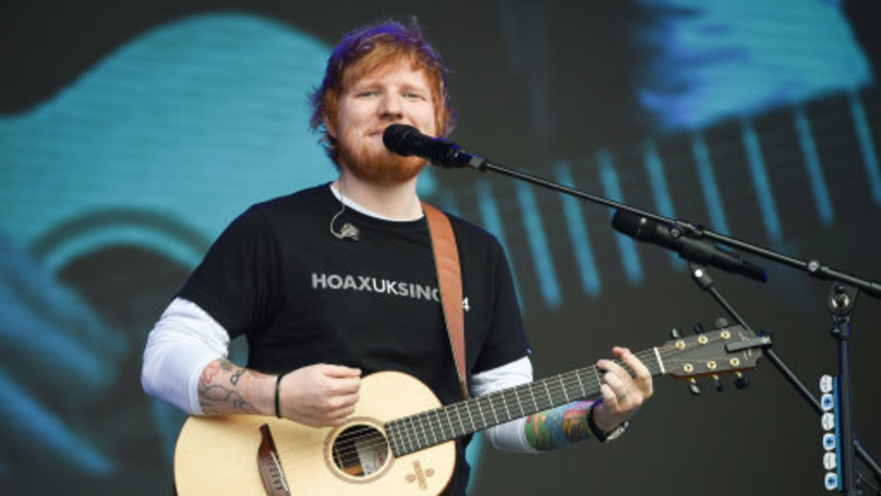 Ed Sheeran Announces Huge International 2019 Tour