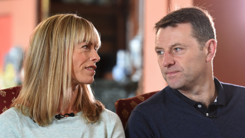 ​Maddie McCann's Dad Reveals Severe Mental Health Struggles After She Went Missing