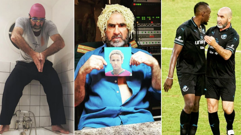 Eric Cantona's Instagram Is The Only Account You Need To Follow