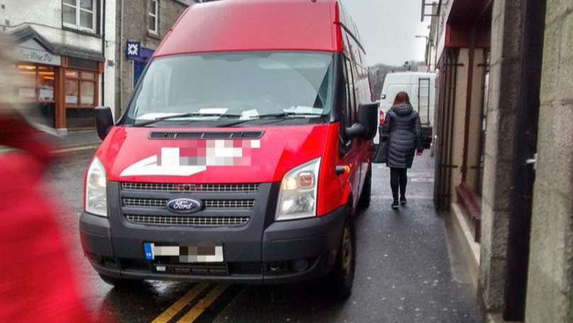 ​Parking On Pavements To Become Illegal In Scotland