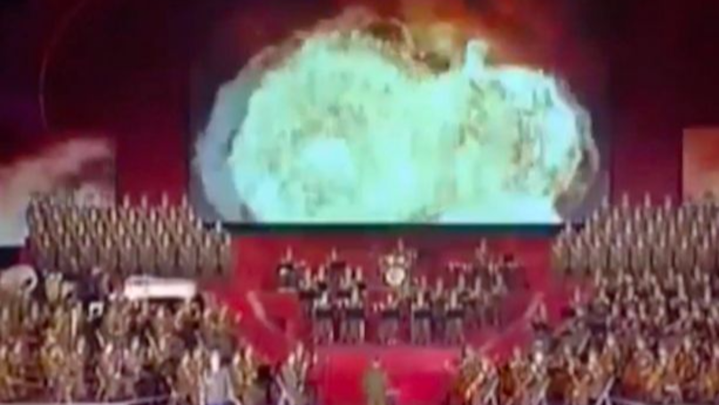 North Korean Propaganda Video Simulates Nuclear Attack On US