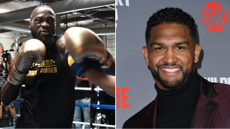 Deontay Wilder Wants To Kill Dominic Breazeale In The Ring