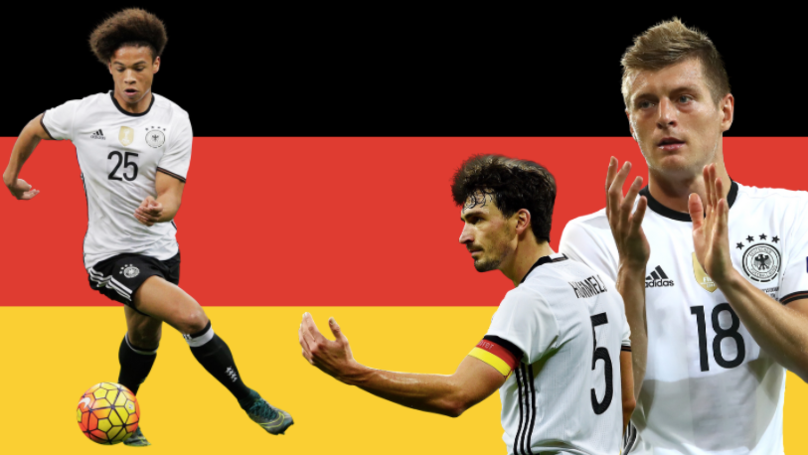 The Amount Of Talent In Germany's Latest 26-Man Squad Ahead Of The World Cup Is Crazy