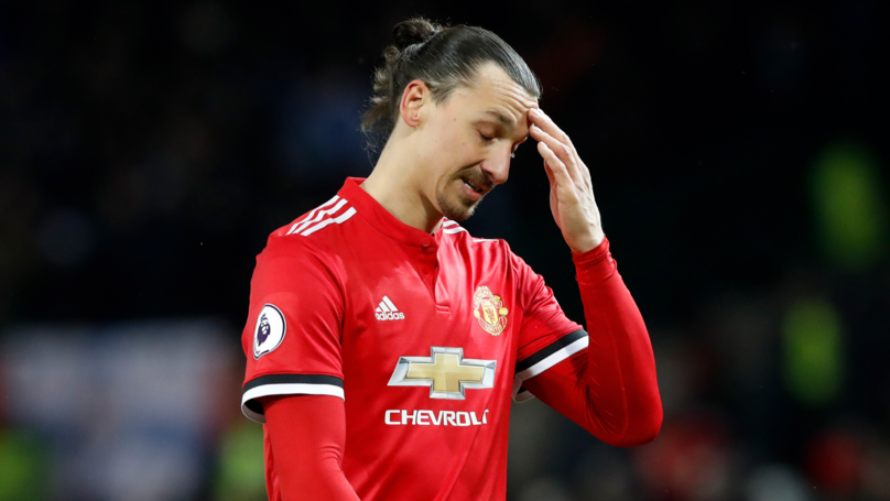 Zlatan Ibrahimovic Could Be In Trouble With The FA