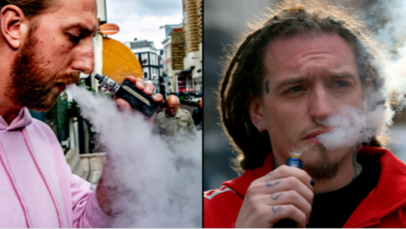 Chemical Found In Vape Flavours Linked To Irreversible