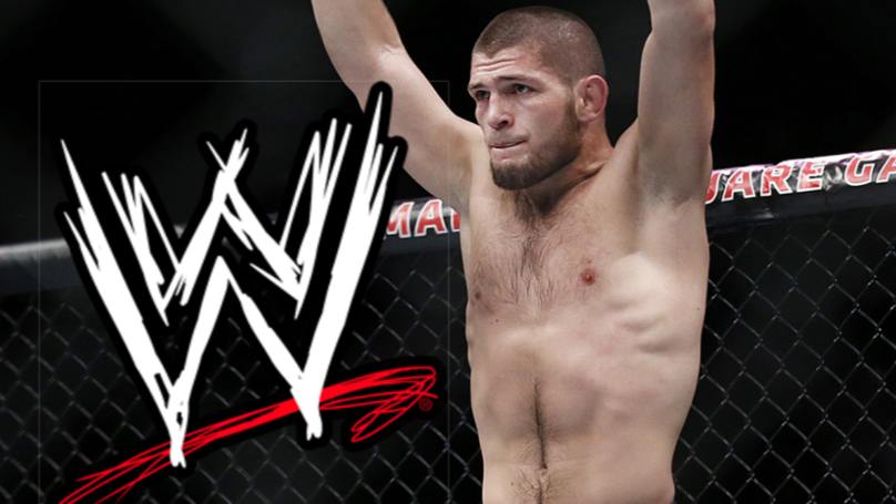 WWE Make Offer To Sign Khabib Nurmagomedov
