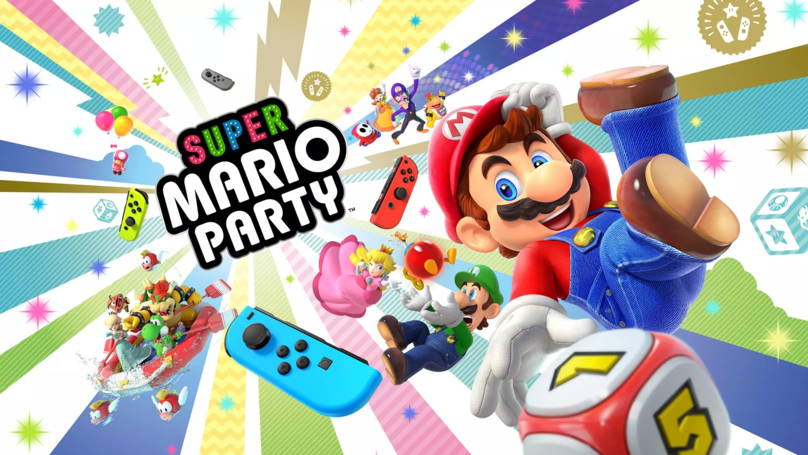 ​'Early Copy' Of Super Mario Party Sells For $7,100 On Ebay
