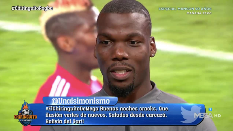 Mathias Pogba Claims His Brother Wants To Leave Manchester United In Shocking Interview