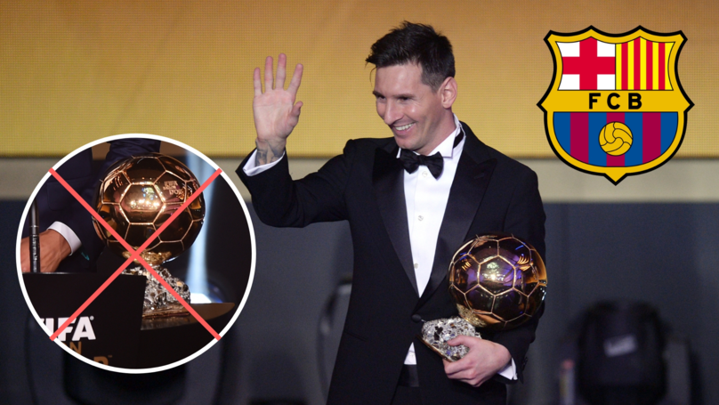Fan Creates A Thread For Why Lionel Messi Doesn't Deserve The 2019 Ballon D'Or